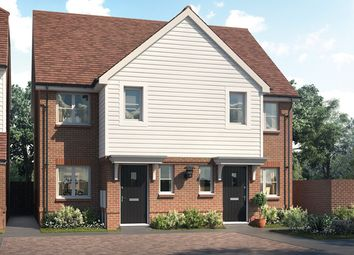 """Thumbnail 2 bed property for sale in """"The Darwell"""" at Millpond Lane, Faygate, Horsham"""