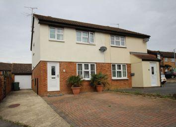 Thumbnail 3 bed semi-detached house to rent in Fitzwarren Close, Chippenham