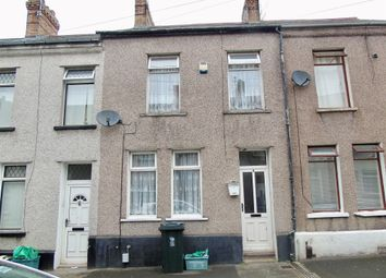 Thumbnail 3 bed terraced house for sale in Pottery Road, Newport