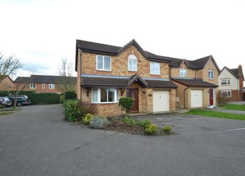 Thumbnail 4 bedroom detached house for sale in Beaumont Close, Hartford, Huntingdon, Cambridgeshire