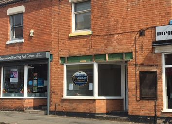 Thumbnail Warehouse to let in Stadon Road, Anstey