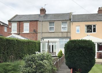 Thumbnail 3 bed terraced house to rent in Barmoor Bank, Morpeth, Northumberland