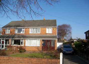 Thumbnail 3 bed semi-detached house for sale in Windsor Road, Formby, Liverpool