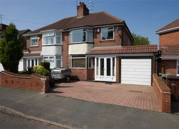Thumbnail 3 bed semi-detached house for sale in Cadman Crescent, Fallings Park, Wolverhampton, West Midlands