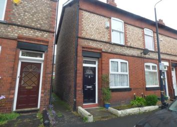 Thumbnail 2 bed end terrace house for sale in Belgrave Road, Sale, Greater Manchester