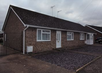 Thumbnail 2 bed bungalow to rent in Heather Close, Clacton-On-Sea