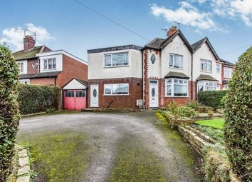 Thumbnail 3 bed semi-detached house for sale in Walstead Road, Delves, Walsall, West Midlands