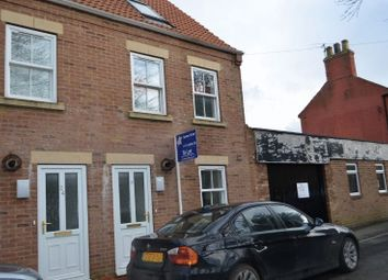 Thumbnail 3 bed terraced house to rent in Queen Street, Winterton, Scunthorpe