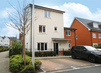 Thumbnail 4 bedroom town house to rent in Fair Isle Way, Reading, Berkshire