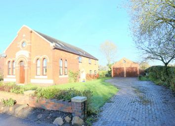 Thumbnail 5 bedroom detached house for sale in Shraley Brook Road, Halmer End, Stoke-On-Trent