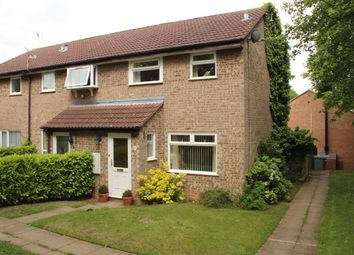 Thumbnail 3 bed end terrace house to rent in Lackford Close, Brundall, Norwich