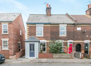 Thumbnail 2 bedroom end terrace house for sale in Bergholt Road, Colchester