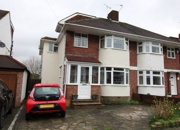 Thumbnail 5 bed semi-detached house for sale in Broadcroft Road, Petts Wood, Orpington