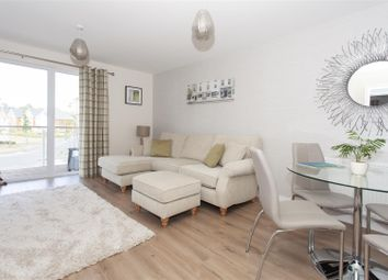 Thumbnail 2 bed flat for sale in Willow Close, Snodland