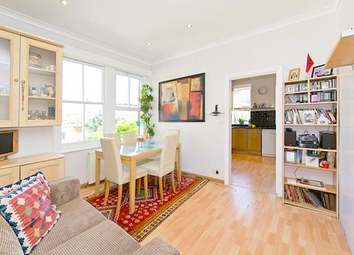 Thumbnail 3 bed flat for sale in Beaumont Crescent, West Kensington