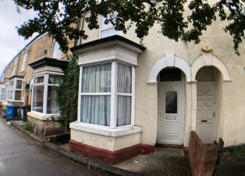 Thumbnail 2 bed terraced house to rent in Grafton Street, Hull