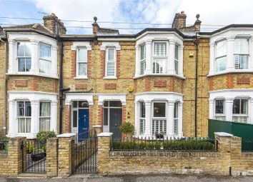 4 bed terraced house for sale in Eversley Road, London SE7