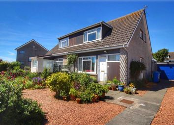 Thumbnail 3 bed semi-detached house for sale in 13, West Braes Crescent, Crail, Fife