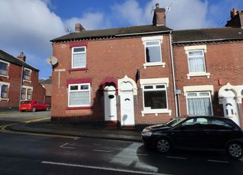Thumbnail 2 bed terraced house to rent in Jervis Street, Hanley, Stoke On Trent