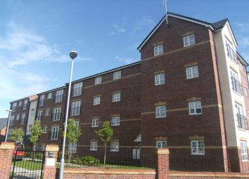 Thumbnail 2 bed flat for sale in Larch Gardens, Manchester
