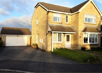 Thumbnail 4 bedroom detached house for sale in Oakhall Park, Thornton