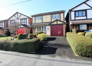 Thumbnail 3 bed detached house for sale in Farmhouse Road, Willenhall
