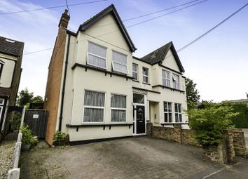 Thumbnail 4 bedroom semi-detached house for sale in Junction Road, Gidea Park, Romford
