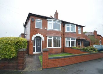 Thumbnail 3 bed semi-detached house for sale in Clumber Road, Debdale, Manchester, Greater Manchester