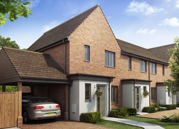 "Thumbnail 3 bed semi-detached house for sale in ""The Hanbury"" at Power Station Road, Minster On Sea"