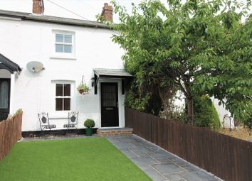 Thumbnail 2 bed terraced house for sale in School Road, Hythe, Southampton