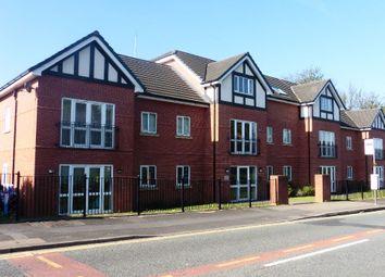 Thumbnail 2 bed flat for sale in Gemini Court, Walkden Avenue, Swinley, Wigan.