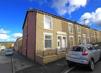 Thumbnail 3 bed end terrace house for sale in Duxbury Street, Darwen