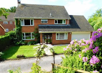 Thumbnail 4 bed detached house for sale in Walton Lodge, Walton On The Hill, Stafford.