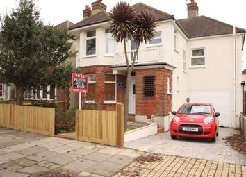 Thumbnail 4 bed property to rent in Wish Road, Hove