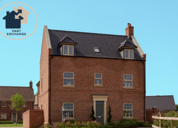 Thumbnail 5 bed detached house for sale in The Shenton, Measham Road, Appleby Magna