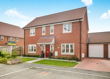 Thumbnail 4 bedroom detached house for sale in Belle View Close, New Romney, Kent