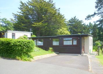 Thumbnail 1 bedroom bungalow for sale in Cleeve Park, Chapel Cleeve, Minehead
