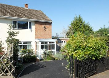 Thumbnail 3 bed semi-detached house for sale in 7 Knapp Close, Ledbury, Herefordshire