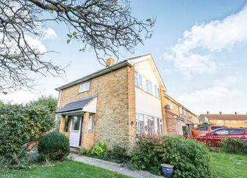 Thumbnail 2 bed end terrace house for sale in Western Way, Letchworth Garden City, Hertfordshire, England