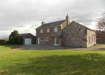 Thumbnail 3 bed detached house to rent in Raughton Head, Carlisle