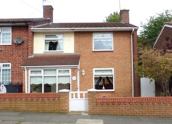 Thumbnail 3 bed terraced house for sale in Lynton Road, Huyton, Liverpool