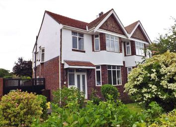Thumbnail 3 bed semi-detached house to rent in Cambridge Avenue, Southport