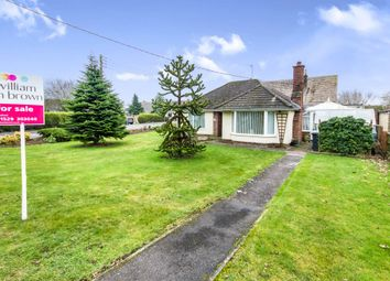 Thumbnail 2 bed detached bungalow for sale in Manor Street, Ruskington, Sleaford
