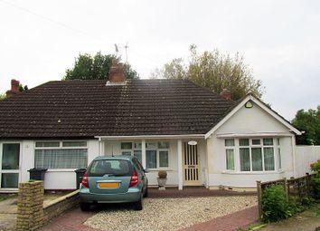 Thumbnail 2 bed semi-detached bungalow for sale in Romney Close, Birmingham