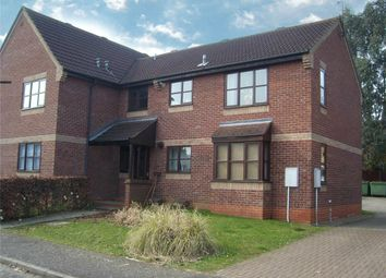 Thumbnail 1 bed flat for sale in Honeysuckle Way, Bury St. Edmunds, Suffolk