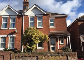 Thumbnail 4 bed semi-detached house to rent in Vincent Avenue, Southampton, Hampshire