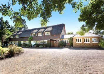 Thumbnail 6 bed detached house for sale in Fulmer Lane, Gerrards Cross, Buckinghamshire