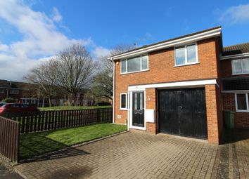 Thumbnail 3 bed end terrace house for sale in Glenwoods, Newport Pagnell, Buckinghamshire