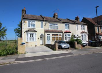 Thumbnail 3 bed end terrace house for sale in Osborne Road, Enfield