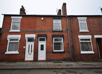 Thumbnail 2 bed terraced house for sale in Woodman Street, Milton, Stoke-On-Trent
